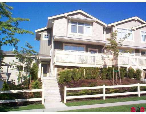 Main Photo: 14959 58th Avenue in Surrey: Sullivan Station Townhouse for sale