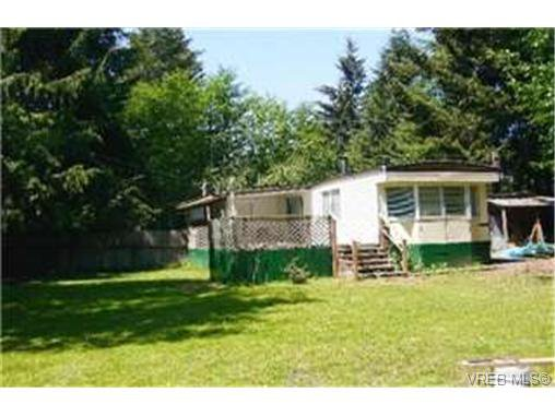 Main Photo:  in MALAHAT: ML Malahat Proper Manufactured Home for sale (Malahat & Area)  : MLS®# 433723