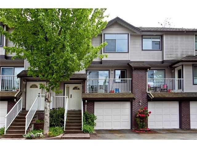 Main Photo: # 72 2450 LOBB AV in Port Coquitlam: Mary Hill Condo for sale : MLS®# V1131711