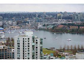 Main Photo: 2303 1325 ROLSTON Street in Vancouver: Downtown Condo for sale (Vancouver West)  : MLS®# V1056371