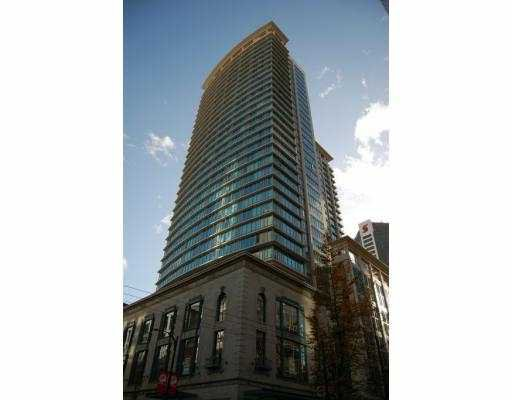 """Main Photo: 610 GRANVILLE Street in Vancouver: Downtown VW Condo for sale in """"THE HUDSON"""" (Vancouver West)  : MLS®# V621168"""