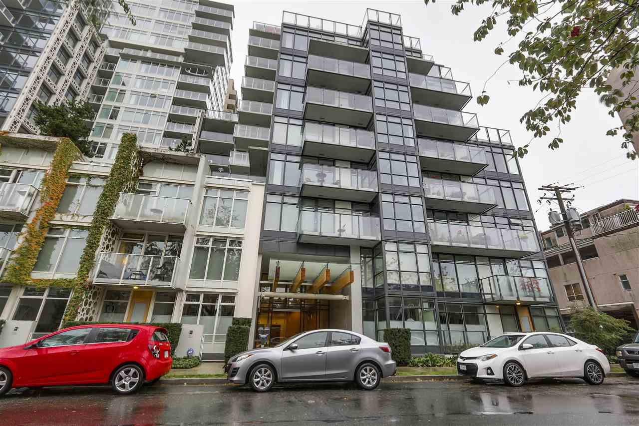 Main Photo: 602 728 W 8TH AVENUE in Vancouver: Fairview VW Condo for sale (Vancouver West)  : MLS®# R2117792