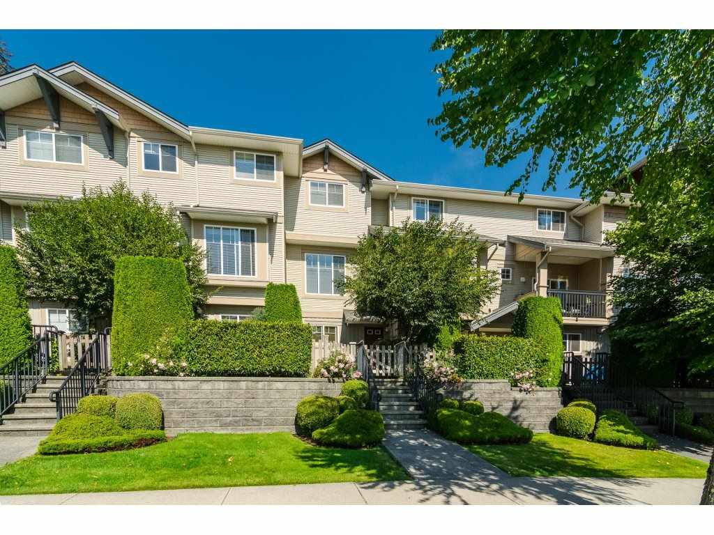 Main Photo: 4 5839 PANORAMA DRIVE in Surrey: Sullivan Station Townhouse for sale : MLS®# R2300974