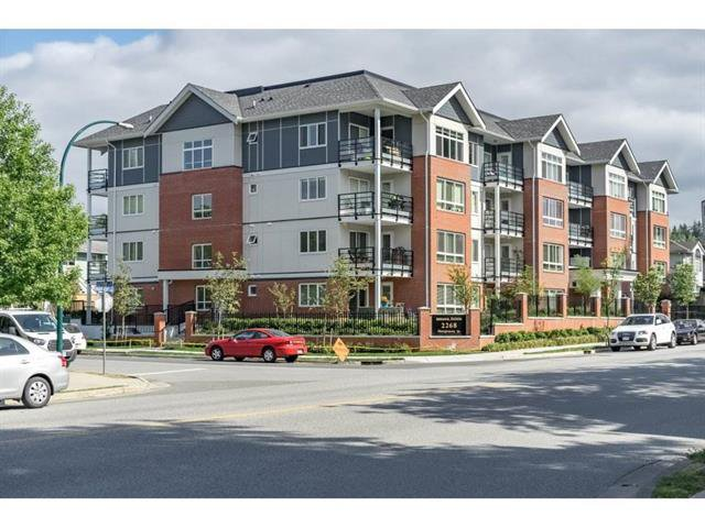 Main Photo: 403 2268 Shaughnessy Street in Port Coquitlam: Central Pt Coquitlam Condo for sale : MLS®# R2270479