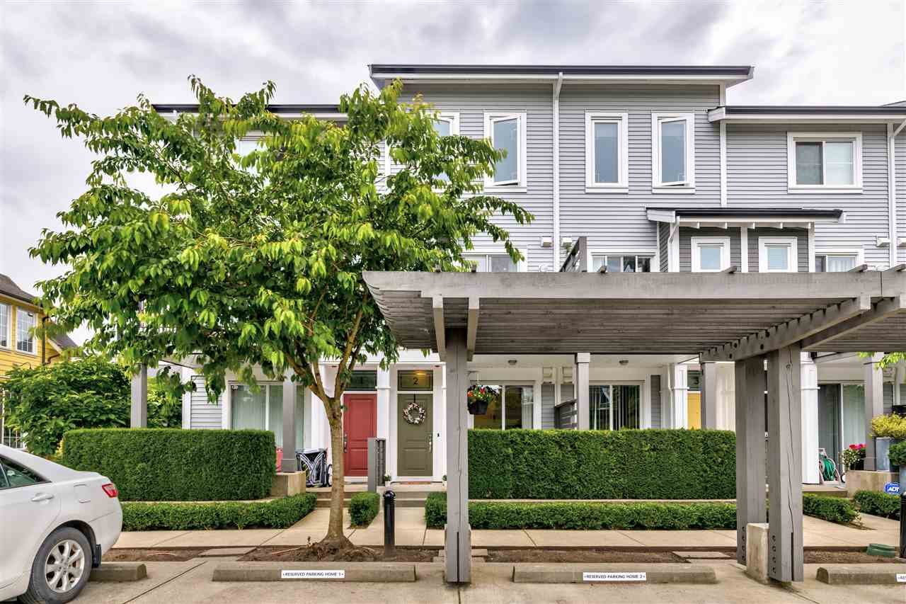 Main Photo: 2 10974 BARNSTON VIEW ROAD in Pitt Meadows: South Meadows Townhouse for sale