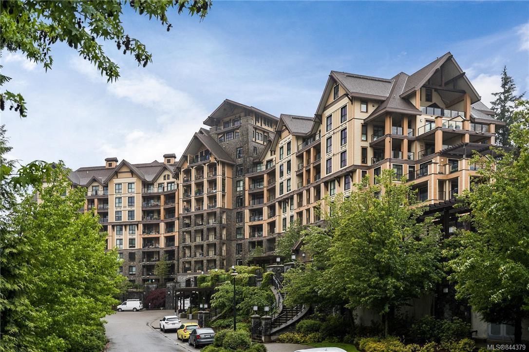 Main Photo: 412 1400 Lynburne Pl in Langford: La Bear Mountain Condo Apartment for sale : MLS®# 844379