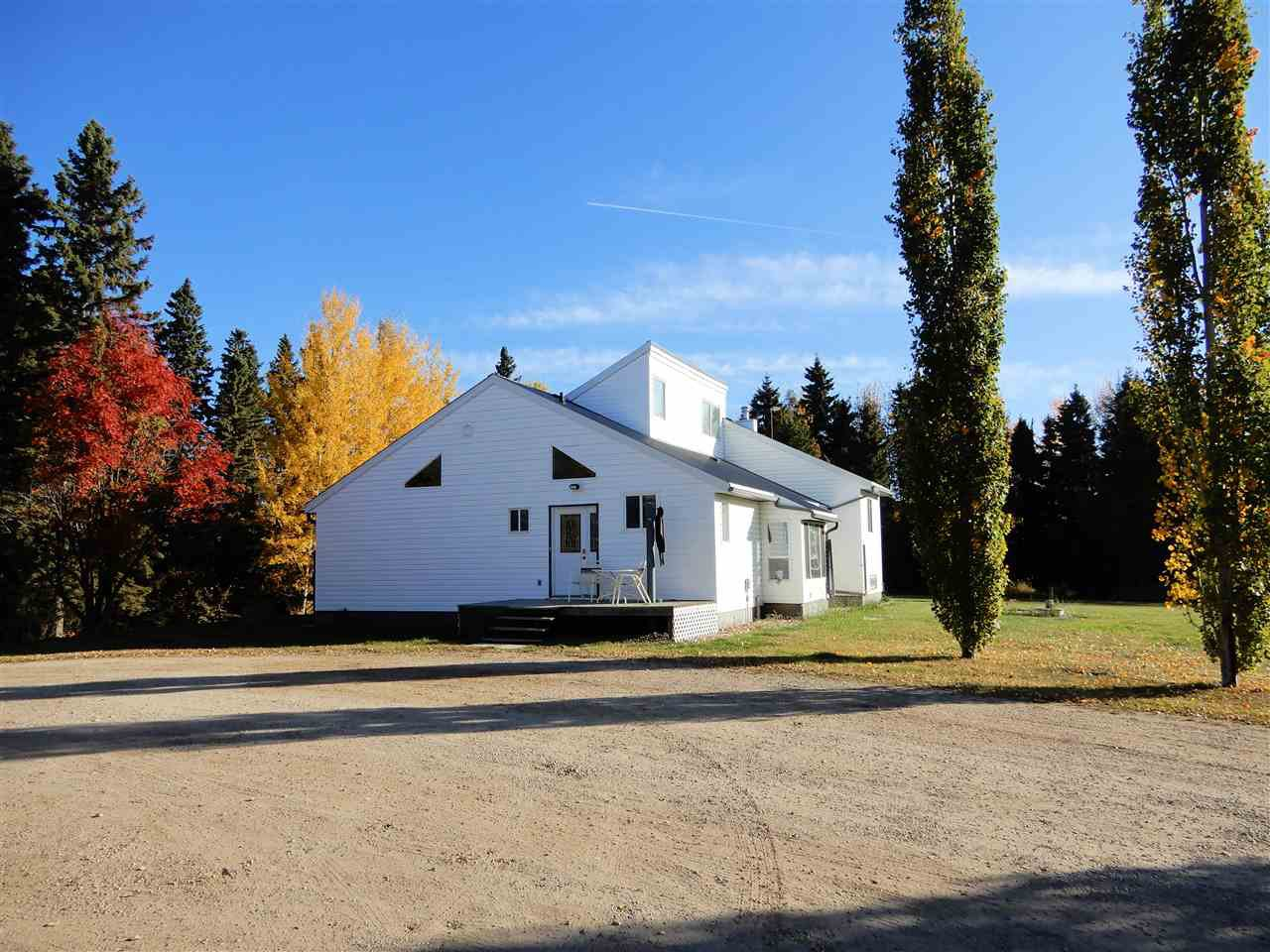 Main Photo: 56025 Rge Rd 43: Rural Lac Ste. Anne County House for sale : MLS®# E4219519