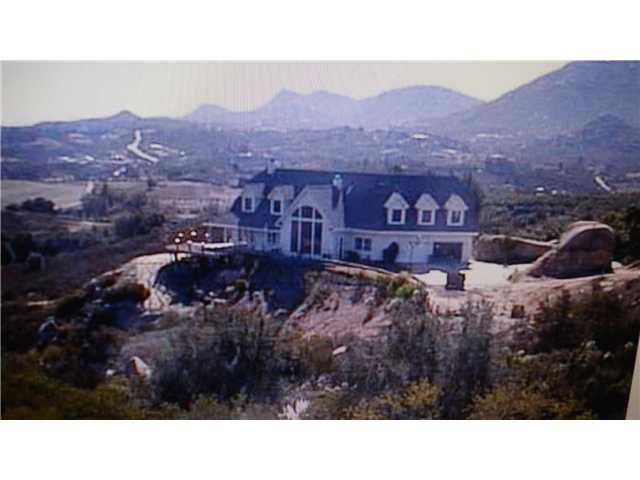Main Photo: RAMONA Property for sale: 16888 Sunrise Vista