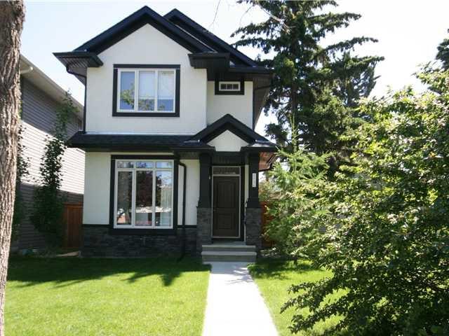 Main Photo: 2026 33 Street SW in CALGARY: Killarney Glengarry Residential Detached Single Family for sale (Calgary)  : MLS®# C3529646