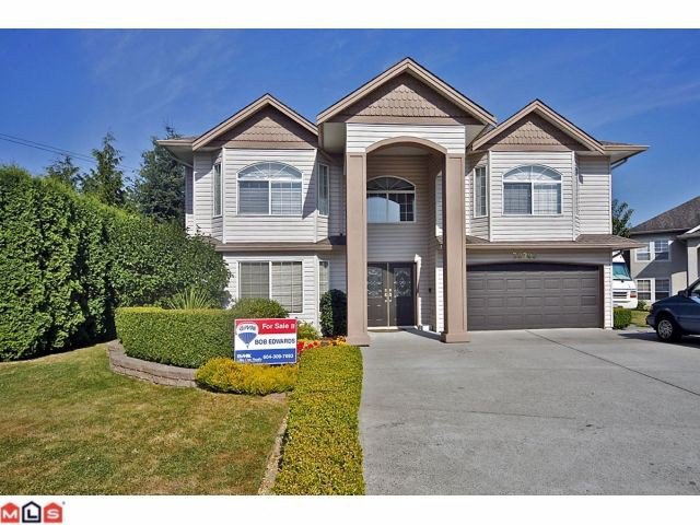 "Main Photo: 30705 SAAB Place in Abbotsford: Abbotsford West House for sale in ""BLUE RIDGE AREA"" : MLS®# F1222239"