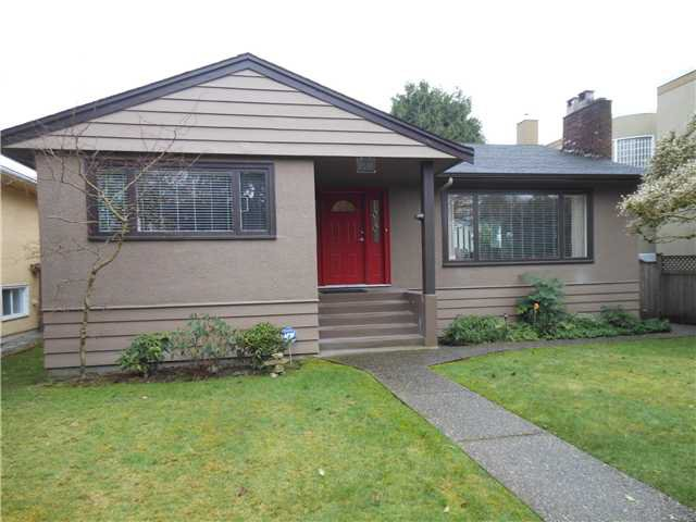 Main Photo: 2036 W 60TH Avenue in Vancouver: S.W. Marine House for sale (Vancouver West)  : MLS®# V988274