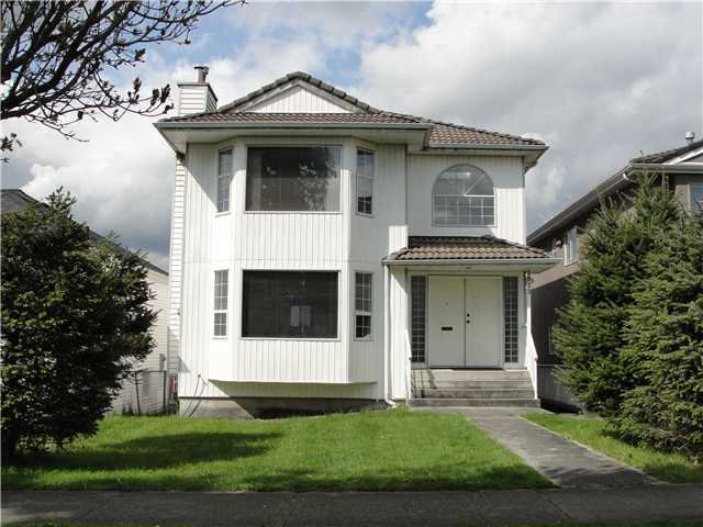 Main Photo: 2933 GRAVELEY Street in Vancouver: Renfrew VE House for sale (Vancouver East)  : MLS®# V993661