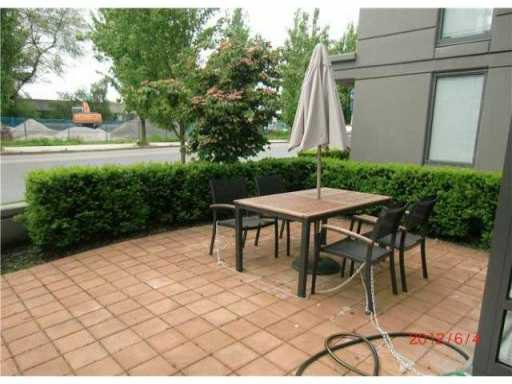 """Main Photo: 8 6888 ALDERBRIDGE Way in Richmond: Brighouse Townhouse for sale in """"THE FLO"""" : MLS®# V999366"""