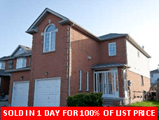 Main Photo: 43 Creekwood Crescent in Whitby: Freehold for sale