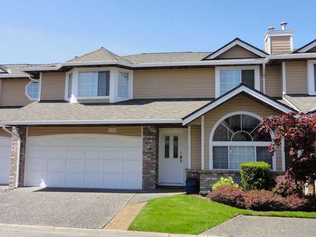 Main Photo: # 120 6109 W BOUNDARY DR in Surrey: Panorama Ridge Townhouse for sale : MLS®# F1411913