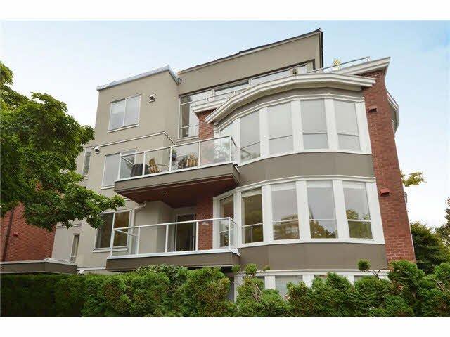 "Main Photo: 201 2288 W 12TH Avenue in Vancouver: Kitsilano Condo for sale in ""THE CONNAUGHT"" (Vancouver West)  : MLS®# V1084002"