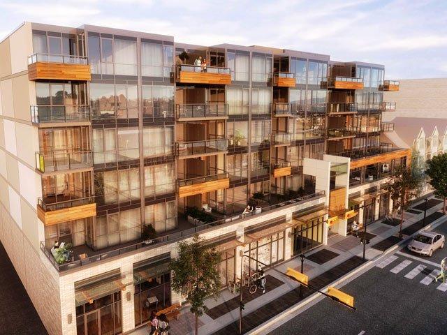 Main Photo: 5 Avenue Northwest & 8 Street Northwest in Calgary: Downtown Condo for sale