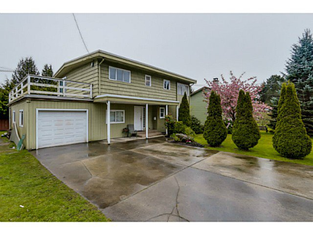 Main Photo: 1762 55th Street in Tsawwassen: Cliff Drive House for sale : MLS®# V1116962