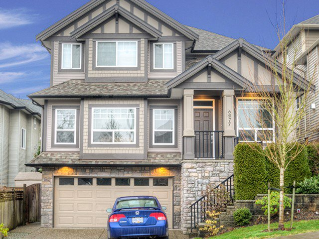 Main Photo: 6877 197B ST in Langley: Willoughby Heights House for sale : MLS®# F1438627