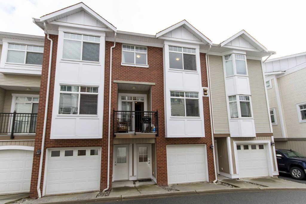 Main Photo: #36 19551 66th Street in Surrey: Clayton Townhouse for sale (Cloverdale)  : MLS®# R2040277
