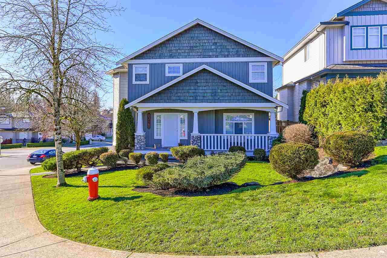 Main Photo: 23860 117B AVENUE in Maple Ridge: Cottonwood MR House for sale : MLS®# R2040441