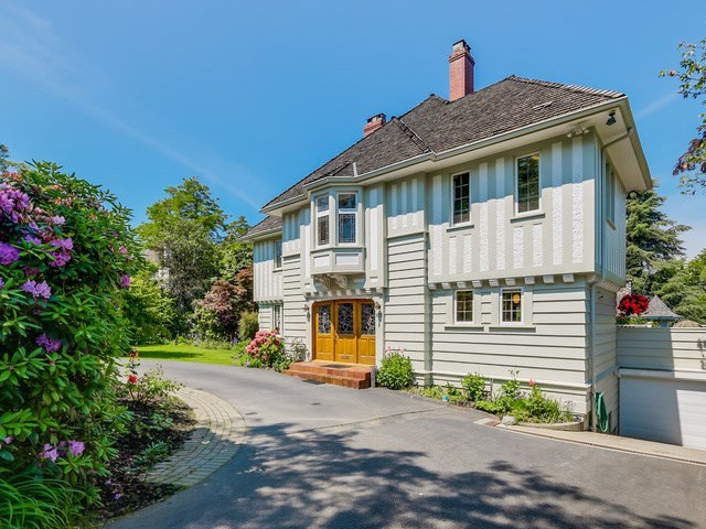Main Photo: 1625 MARPOLE AVENUE in Vancouver: Shaughnessy House for sale (Vancouver West)  : MLS®# R2075016