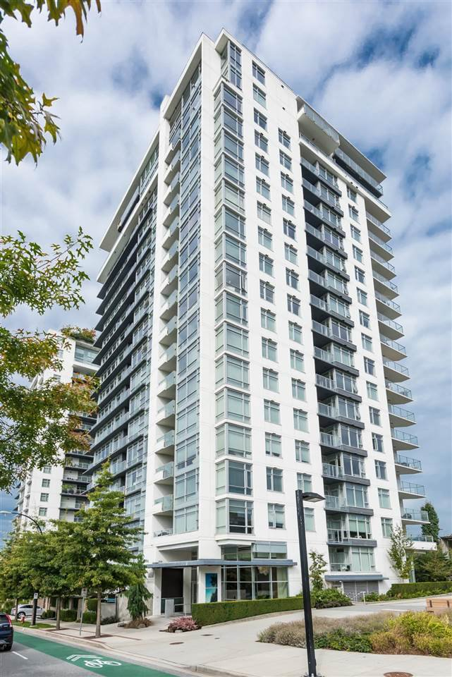 Main Photo: 701 158 West 13th Street in North Vancouver: Condo for sale : MLS®# R2111715
