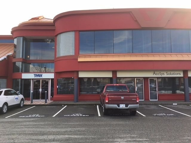Main Photo: 107 20486 64 AVENUE in Langley: Langley City Office for lease : MLS®# C8020910