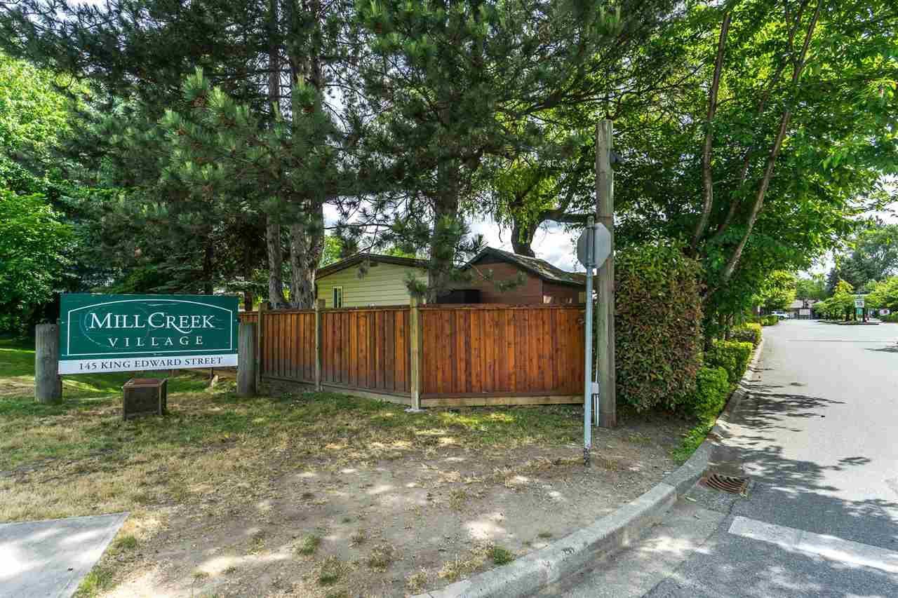 Main Photo: 98 145 KING EDWARD STREET in : Maillardville Manufactured Home for sale : MLS®# R2275511