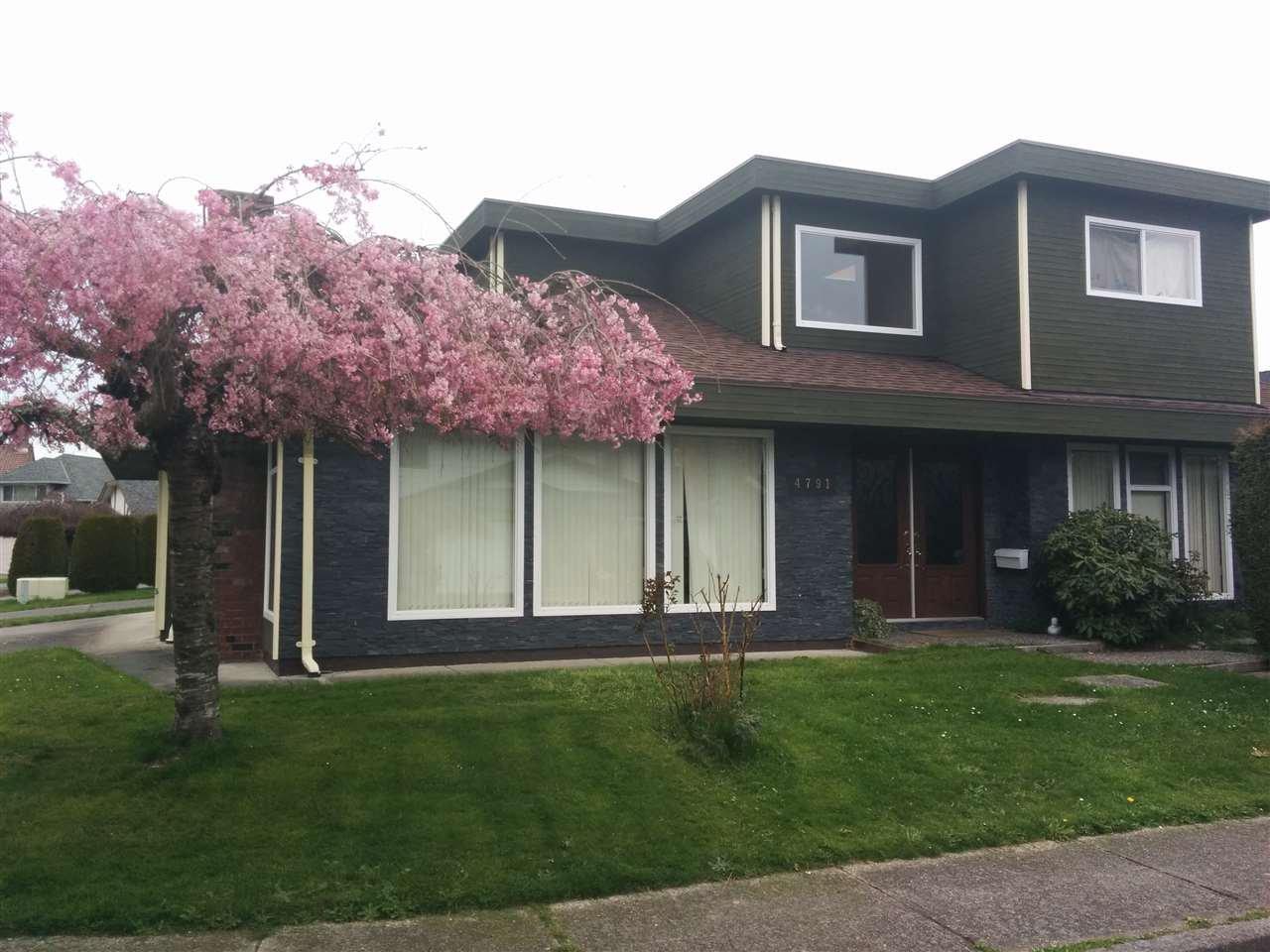 Main Photo: 4791 GROAT AVENUE in : Boyd Park House for sale : MLS®# R2138913