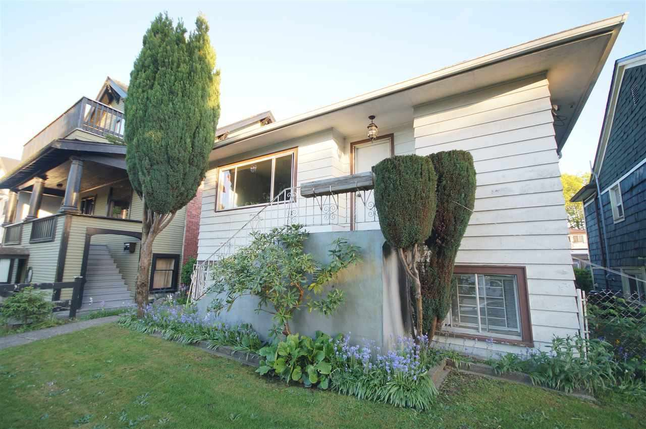 Main Photo: 2650 MCGILL Street in Vancouver: Hastings Sunrise House for sale (Vancouver East)  : MLS®# R2407068