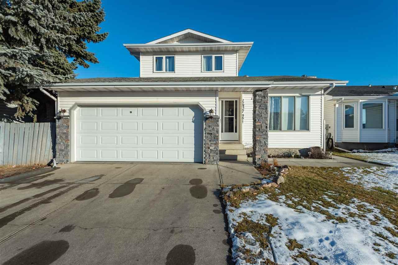 Main Photo: 17427 96 Street in Edmonton: Zone 28 House for sale : MLS®# E4180560