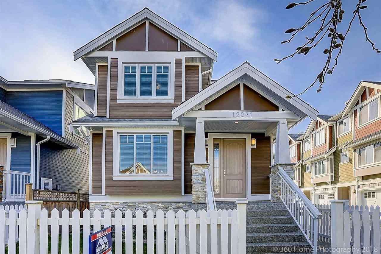 Main Photo: 12231 EWEN Avenue in Richmond: Steveston South House for sale : MLS®# R2441214