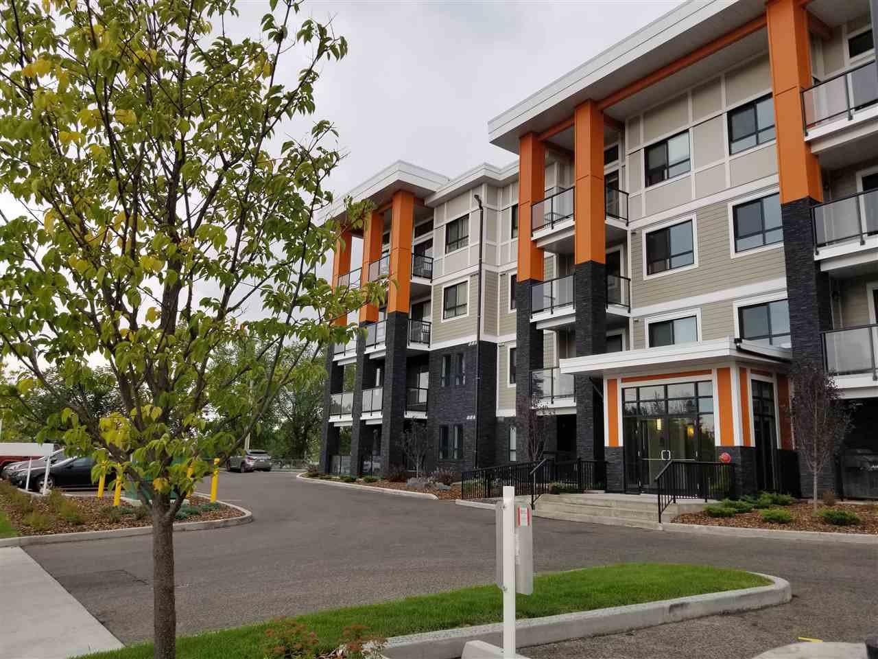 Main Photo: 104 17 COLUMBIA Avenue W: Devon Condo for sale : MLS®# E4203620