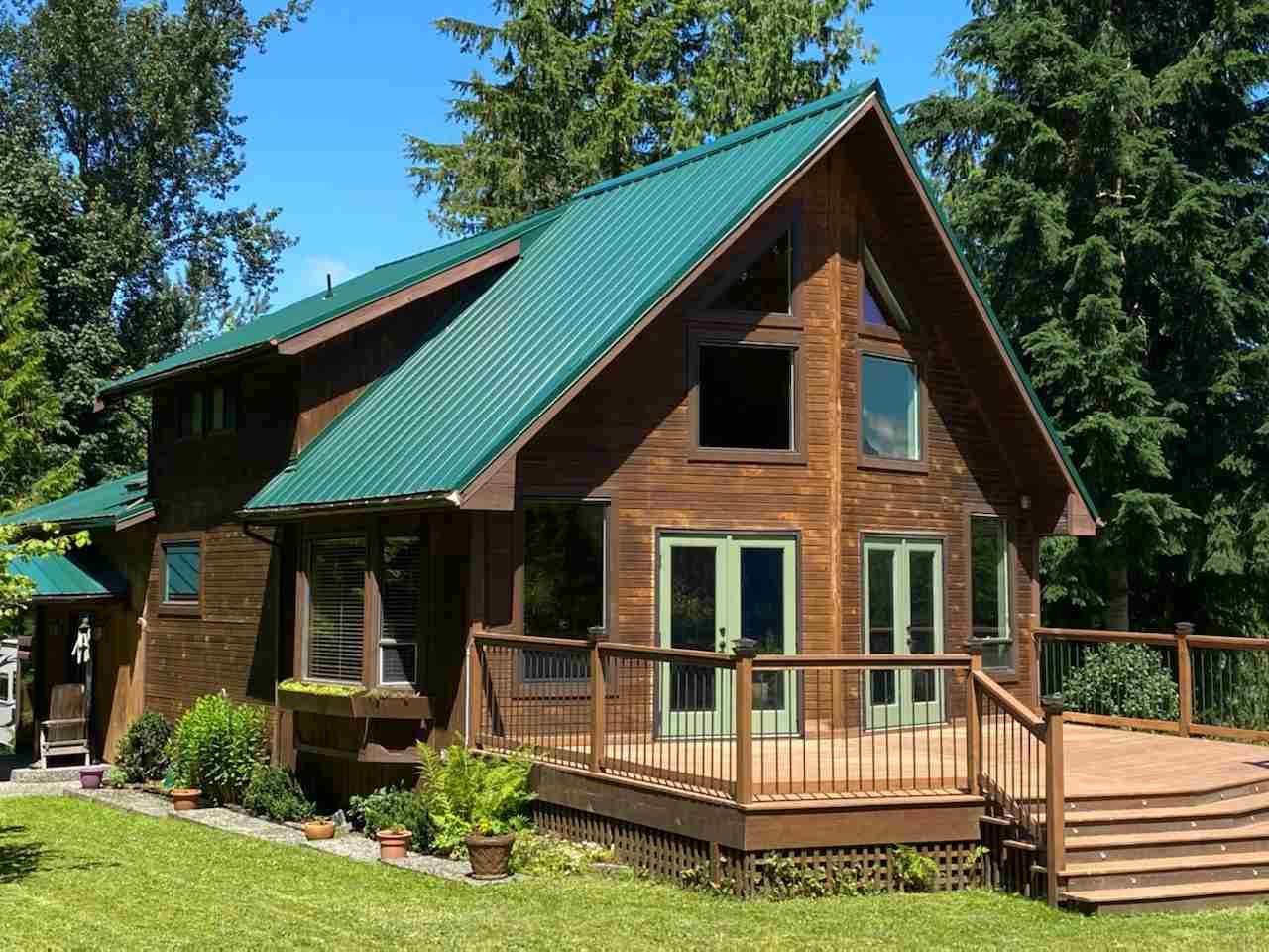 Main Photo: 5140 EXTROM Road: Ryder Lake House for sale (Sardis)  : MLS®# R2473656