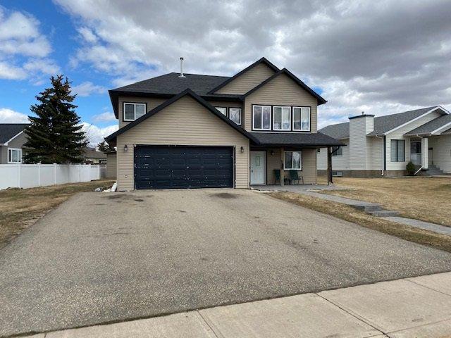 Main Photo: 5821 44A Street: Vegreville House for sale : MLS®# E4212478