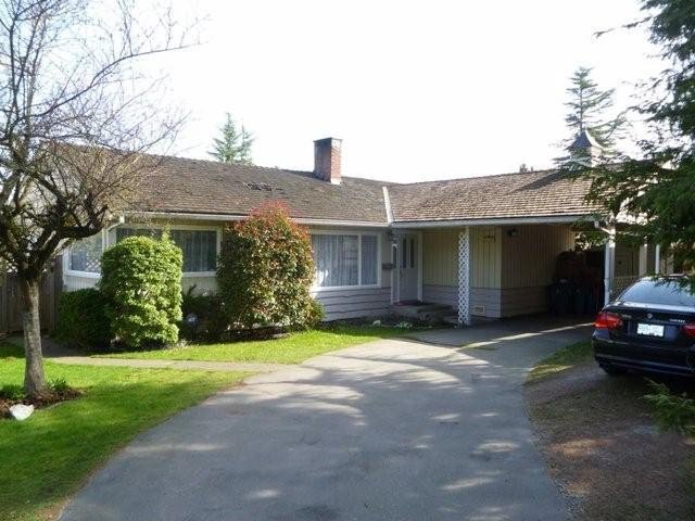 Main Photo: 12499 PINEWOOD Crescent in Surrey: Cedar Hills House for sale (North Surrey)  : MLS®# F1306923