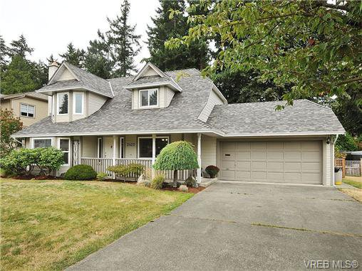 Main Photo: 2422 Twin View Dr in VICTORIA: CS Tanner House for sale (Central Saanich)  : MLS®# 650303