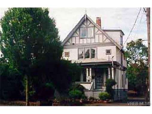 Main Photo: 119 Superior St in VICTORIA: Vi James Bay House for sale (Victoria)  : MLS®# 189614