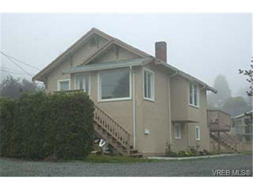 Main Photo: 4010 Grange Rd in VICTORIA: SW Strawberry Vale House for sale (Saanich West)  : MLS®# 289545