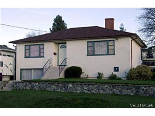 Main Photo: 3181 Service St in VICTORIA: SE Camosun Single Family Detached for sale (Saanich East)  : MLS®# 299418