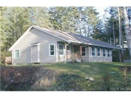 Main Photo: 689 Seedtree Rd in SOOKE: Sk East Sooke Single Family Detached for sale (Sooke)  : MLS®# 330326