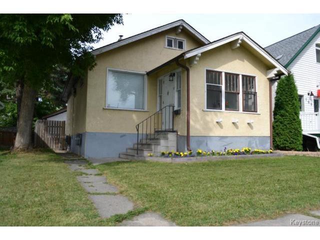 Main Photo: 167 Martin Avenue West in WINNIPEG: East Kildonan Residential for sale (North East Winnipeg)  : MLS®# 1419683
