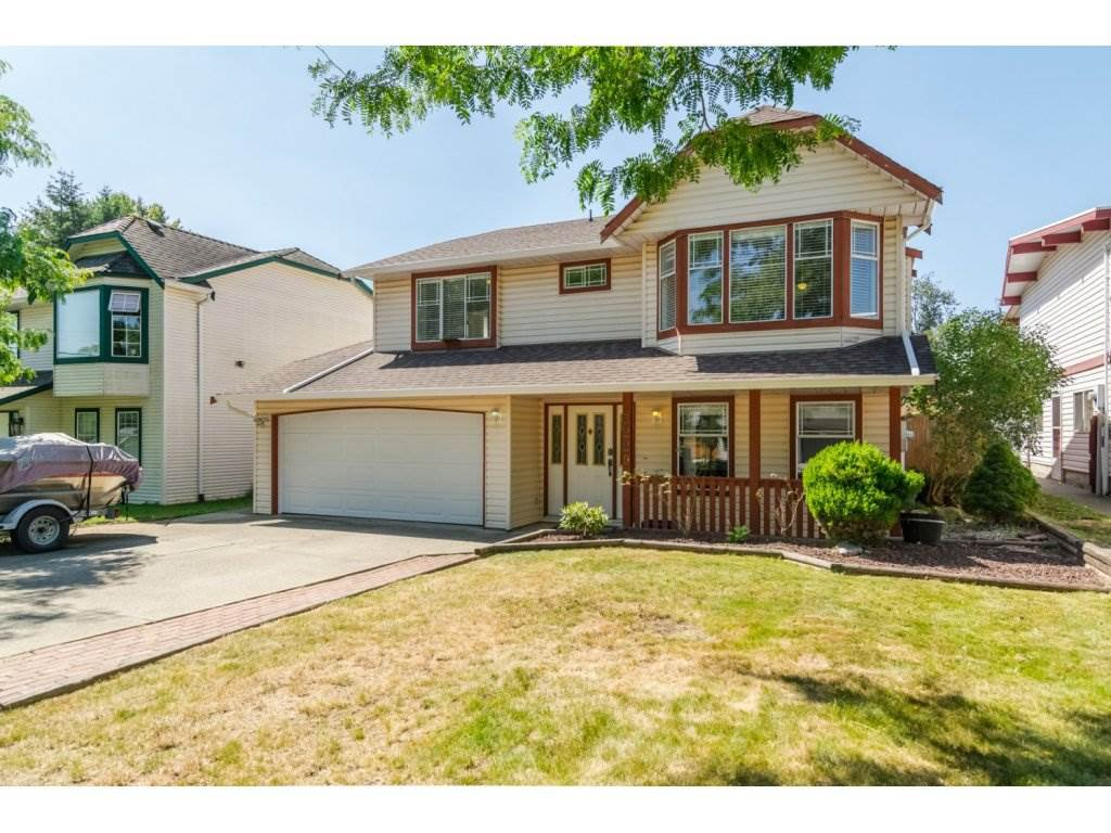 Main Photo: 3229 272B STREET in Langley: Aldergrove Langley House for sale : MLS®# R2100554
