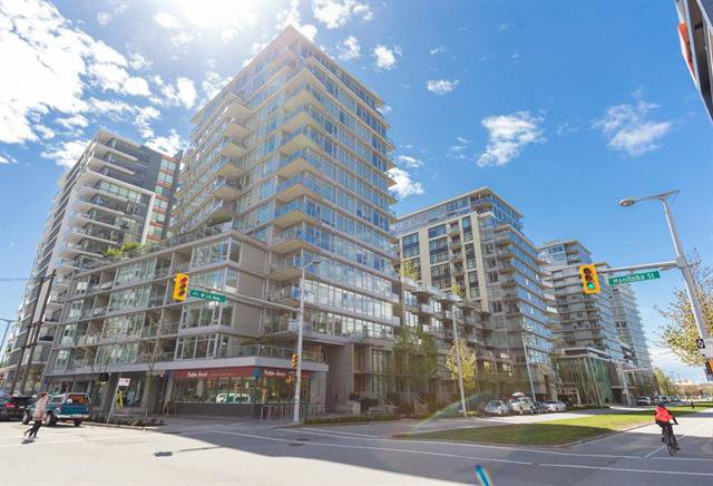 Main Photo: 252 108 W. 1st Avenue in Vancouver: False Creek Townhouse for sale (Vancouver West)  : MLS®# R2377613