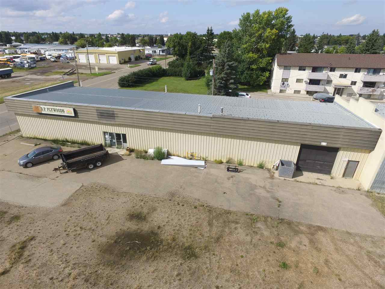 Main Photo: 4620 40 Ave: Wetaskiwin Industrial for sale : MLS®# E4170312