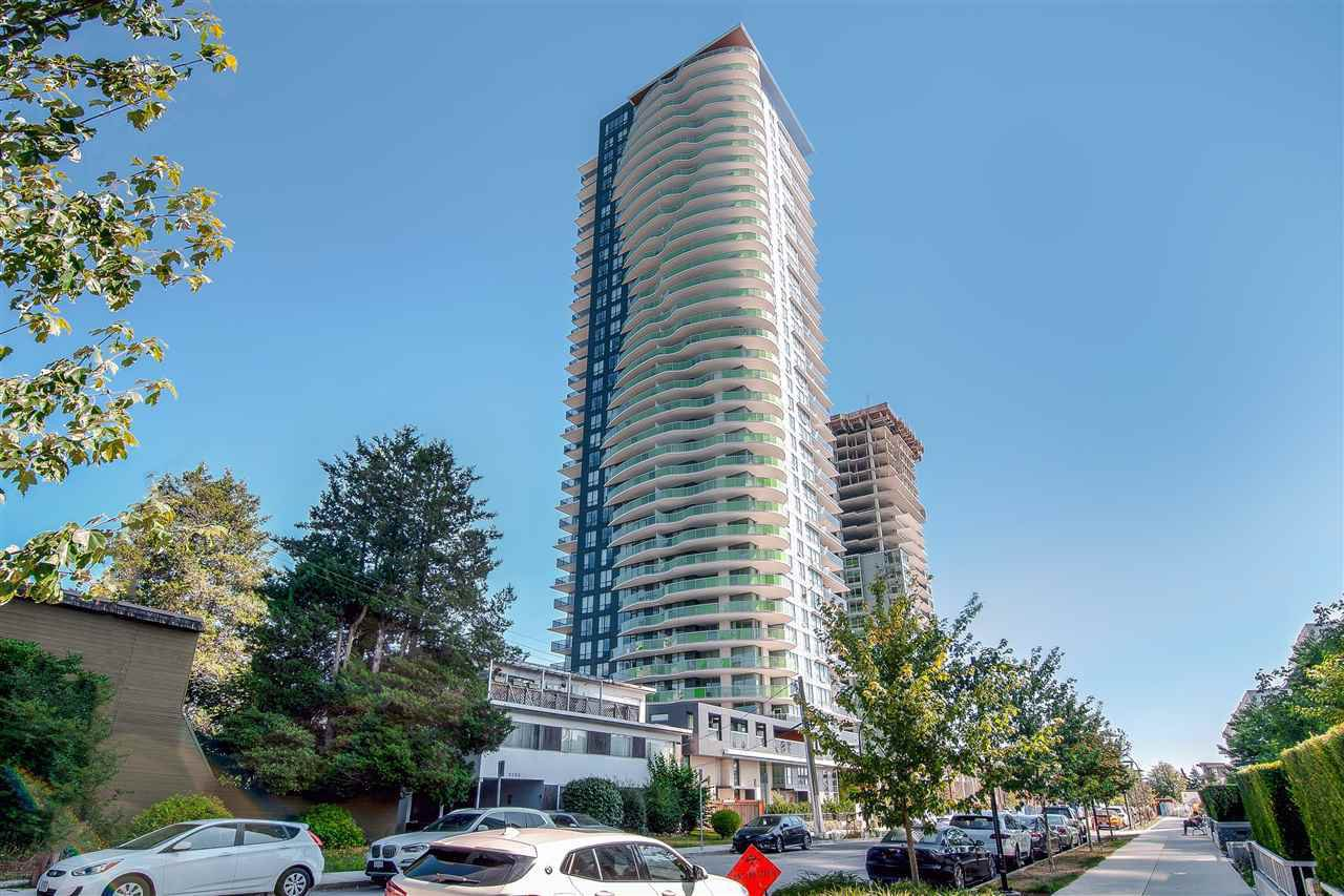 Main Photo: 1308 6638 DUNBLANE Avenue in Burnaby: Metrotown Condo for sale (Burnaby South)  : MLS®# R2405184