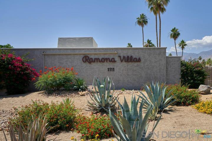 Main Photo: OUT OF AREA Condo for sale : 2 bedrooms : 1111 E Ramon Rd #88 in Palm Springs