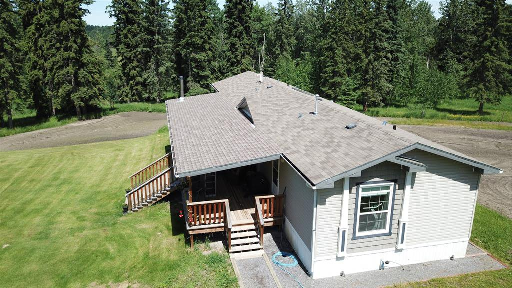 Main Photo: 62060 Township Road 43-1 in Rural Clearwater County: Residential for sale : MLS®# CA0186894