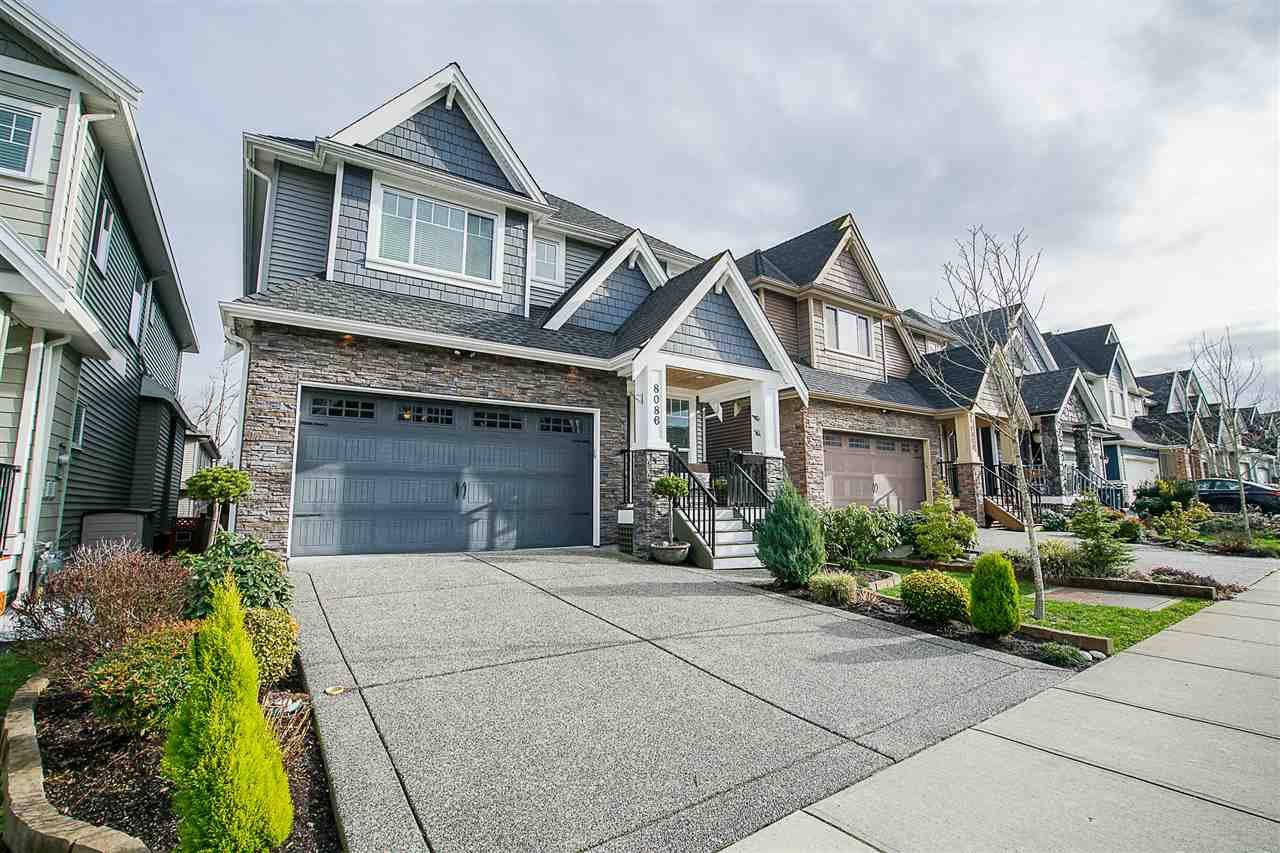 """Main Photo: 8086 211B Street in Langley: Willoughby Heights House for sale in """"Yorkson"""" : MLS®# R2482251"""
